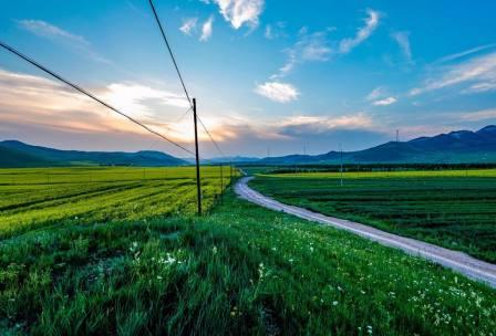 神仙谷七彩森林景区