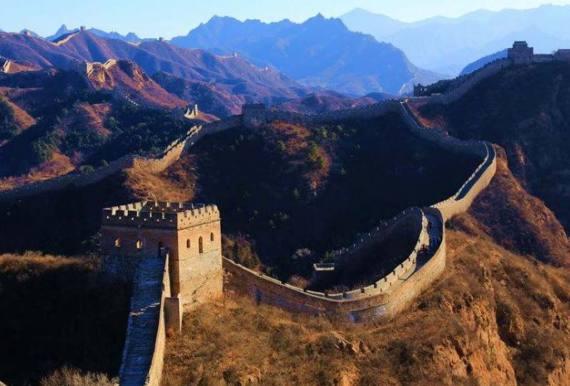 长城徒步の2019冬季金山岭&邂逅最美长城