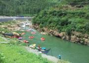 红河峡谷漂流景区