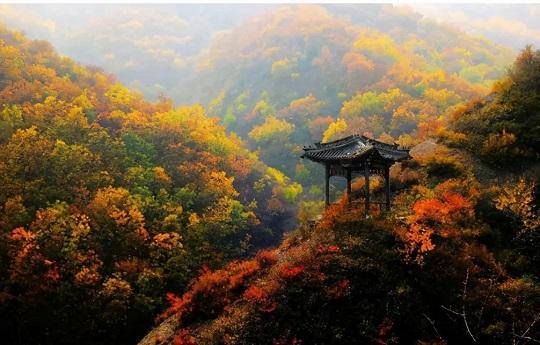 碧霞山风景区